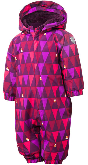 Color Kids Rimah Mini - Salopette Enfant - rose/violet
